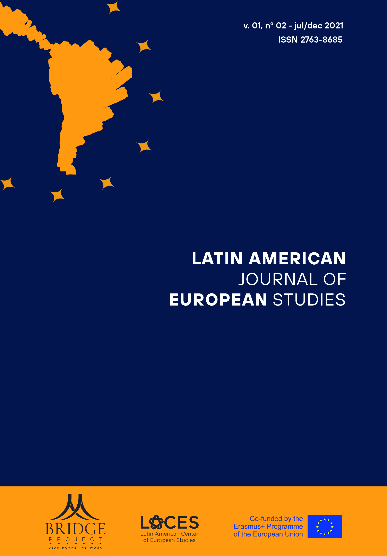 View Vol. 1 No. 2 (2021): Latin American Journal of European Studies